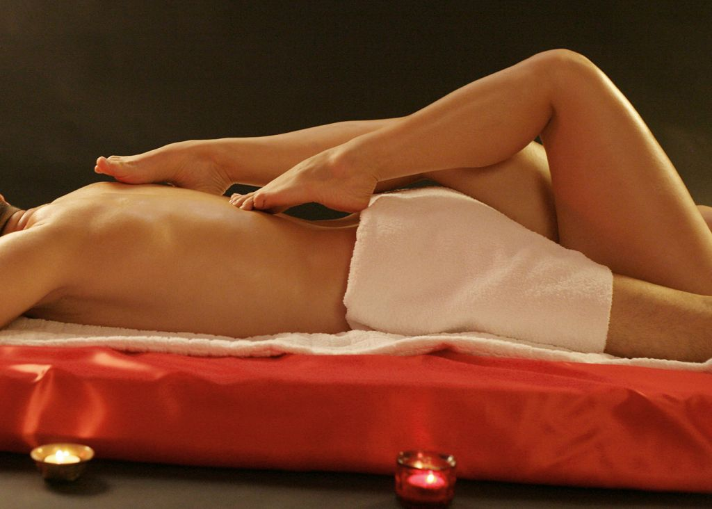 Body to body tantra massage